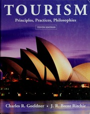 tourism principles Tourism principles and practice 4th edition books, stationery, computers, laptops and more buy online and get free delivery on orders above ksh 2,000 much more than a bookshop.