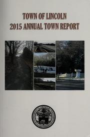 Vol 2015: Town Report