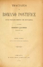 """Resultado de imagen de """"De Romano Pontifice"""","""