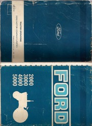 19078764 ford tractor models 2000 3000 4000 and 5000 operators 19078764 ford tractor models 2000 3000 4000 and 5000 operators service manual free download borrow and streaming internet archive fandeluxe