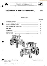 Tractor Manuals : Free Texts : Free Download, Borrow and