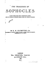 sophocles biography essay Early years information about sophocles life is at best sketchy and incomplete, but some important details survive most of what scholars know about the playwr.