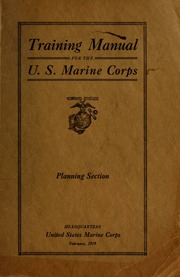 U. S. Marine corps drill and ceremonies manual: department of.