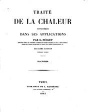 Vol 2: Traité de la chaleur considérée dans ses applications;