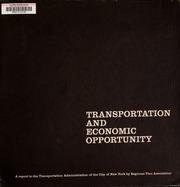 Transportation and economic...