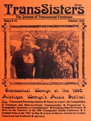 TransSisters : the journal of transsexual feminism, 1995 Autumn, #10