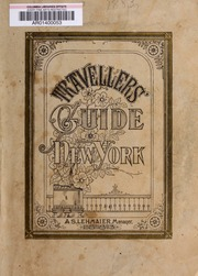 Travellers' guide, New York