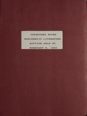 Treasured Books Numismatic Auction Literaure Auction Sale #3