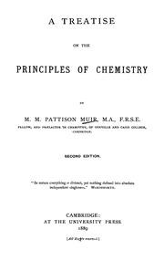 Principles of chemistry hildebrandjoel h free download a treatise on the principles of chemistry fandeluxe Images