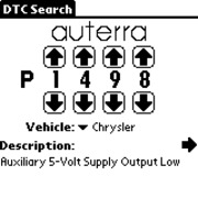 Automotive OBD II DTC Search : http://www auterraweb com