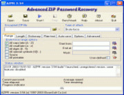 Advanced ZIP Password Recovery : http://www elcomsoft com/azpr html