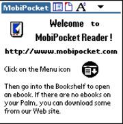 MobiPocket Reader : http://www mobipocket com/ : Free