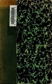 Étude historique et littéraire sur Agrippa d-Aubigné