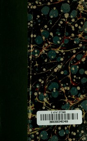 Étude sur Béranger, le chansonnier patriote et républicain