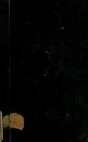 Étude sur la condition des lépreux au moyen age notamment d-après la coutume de Normandie