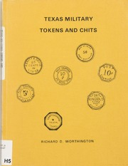 Texas Military Tokens and Chits