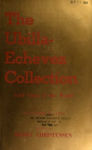 The Ubilla Echevez collection ... [10/08/1964]