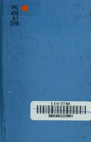 Un coin du Parnasse
