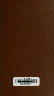 Un diplomate au dix-huitième siècle