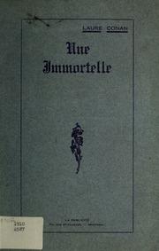 Une immortelle