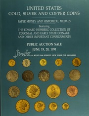United States Gold, Silver and Copper Coins: Paper Money and Historical Medals