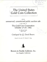 United States Gold Coin Collection