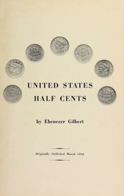 United States half cents.