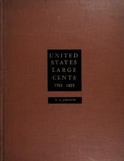 United States Large Cents