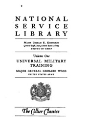 National service library, Major Charles E. Kilbourne ...