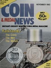Coin & Medal News: Vol. 19 No. 12, November 1982