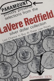 LaVere Redfield Silver Dollar Collection