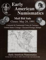 Mail Bid Sale: May 24, 1991