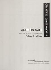 Grand Central Auction Sale
