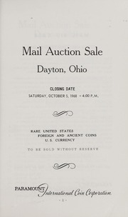 Mail Bid Sale (1968)