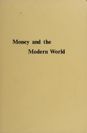 Money and the Modern World