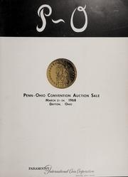 Penn-Ohio Convention Auction Sale (1968)