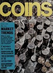 Coins: Vol. 7, No. 7, July 1970