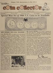 Western Coin Collector: Vol. 2 No. 6, September 1966