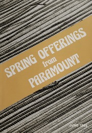 Spring Offerings from Paramount