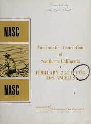 Numismatic Association of Southern California