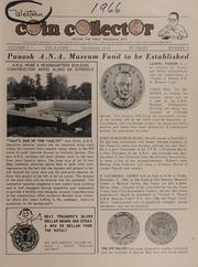 Western Coin Collector: Vol. 2 No. 8, November 1966