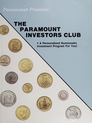 Paramount Presents: The Paramount Investors Club