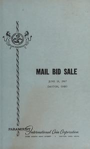 Mail Bid Sale (1967)