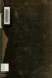 Untersuchung zur Variationsrechnung; ueber eine neue Methode in der Variationsrechnung