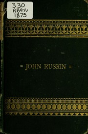 four essays on the first principles of political economy Unto this last: four essays on the first principles of political economy item preview.