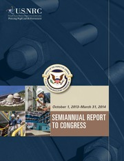 Office of the Inspector General Semiannual Report to Congress NUREG-1415, Volume 27, No. 2