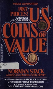 U.S. Coins of Value 1983