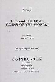 U.S. and Foreign Coins of the World