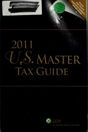 2009 us master tax guide cch incorporated free download eye 11 fandeluxe Images