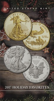United States Mint: 2017 Holiday Favorites
